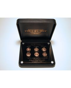 2014 COPPER PIEDFORT SET