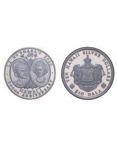2004 DISCOVERERS SILVER $10 DALA
